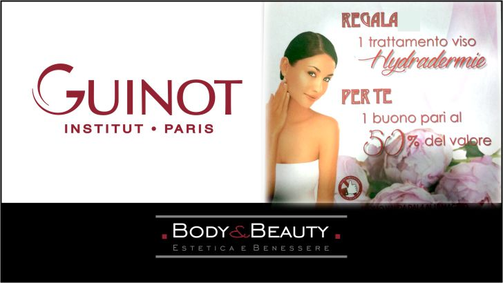 Promo Guinot Hydradermie